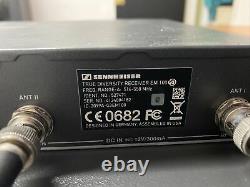 Sennheiser EW100 SK100 G3 516-558MHz Wireless Diversity Transmitter And Receiver