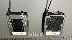 Sennheiser EW100ENG-G2 Transmitter/Receiver C-Band (Read Description)