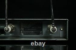 Sennheiser G3 EW100 B Range Wireless Receiver And SK100 Transmitter