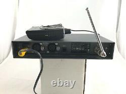 Sennheiser IEM G3 receiver G2 transmitter 566-608 ew300 wireless in ear monitors