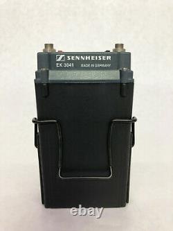 Sennheiser SK 50 Transmitter EK 3041 Diversity Receiver 506 530 MHz