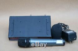 Sennheiser SKM100 EW100 G2 Handheld Transmitter A 740-776 MHz with EM100 Receiver