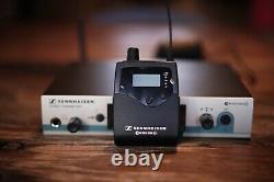 Sennheiser SR Transmitter and Receiver EW 300 IEM G3 (516 558 MHz)