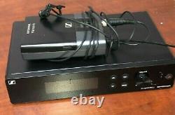 Sennheiser XS Wireless 2 Receiver EM-XSW 2 & SK-XSW Bodypack Transmitter 548-572