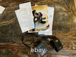 Sennheiser ew 100-ENG G3 Bodypack Transmitter and Receiver