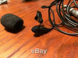 Sennheiser ew 100-ENG G3 Lavalier Wireless Microphone Transmitter / Receiver lav