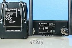 Sennheiser ew 100 G4 Wireless Receiver Transmitter Bodypack Freq Band A