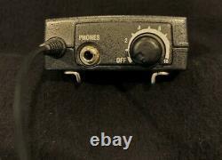 Sennheiser ew 300 IEM G3 Wireless Transmitter & Bodypack Receiver Works Great