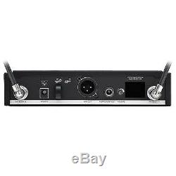 Shure BLX24R-B58 BETA58A Wireless DJ Handheld Microphone Receiver/Transmitter