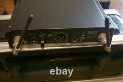 Shure Beta 87A Wireless With SLX2 Transmitter and SLX4 Receiver + Gator GM 1WP