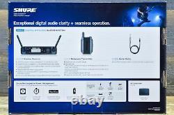 Shure GLXD14 Digital Wireless Guitar System GLXD1 Transmitter / GLXD4 Receiver