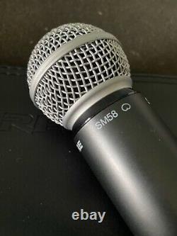 Shure GLXD2/SM58 Wireless Handheld Microphone Transmitter SM58 (no Receiver)