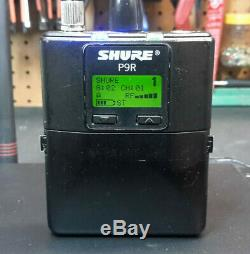 Shure PSM 900 P9T Transmitter & P9R Receiver K1 596-632 MHz