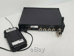 Shure PSM300 P3T H20 head phones Transmitter and P3R H20 Receiver Pro Owned