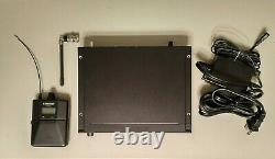 Shure PSM300 Wireless In-Ear Monitor System (Transmitter & Receiver) USED