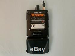 Shure PSM900 G6 Wireless IEM Transmitter and Receiver