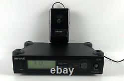 Shure SLX4 Diversity Receiver SLX1 Bodypack Transmitter 572-596 MHz