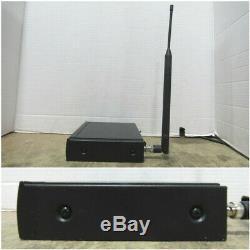 Shure SLX4 Wireless Receiver 470-494 MHz G4 & SLX1 G4 Bodypack Transmitter