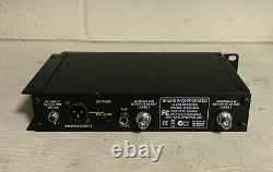 Shure ULXP4 Wireless Receiver and ULX1 Bodypack Transmitter 662-698 MHz