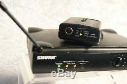 Shure Ut 4A wireless Receiver with Shure UT 1 Transmitter