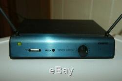 Shure Ut4 wireless Receiver with SM58 Handheld Transmitter UT2
