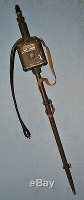 Signal Corps /Cavalry Radio Receiver and Transmitter BC-745-B, Galvin MFG. Corp
