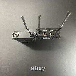 Sony URX-P03 Receiver / UTX-B03 Transmitter Wireless Microphone System