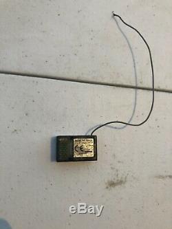 Spektrum DX4C Transmitter and receiver, radio