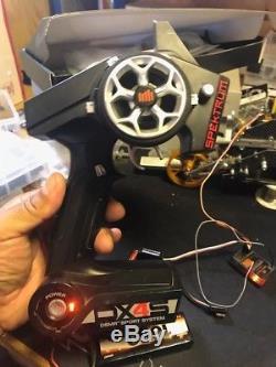 Spektrum DX4s 2.4GHz DSM Sport System Radio Transmitter with SR3300T Receiver