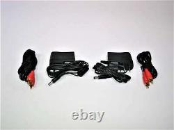 Sunfire SDSWiTX & SDSWiRX 2.4GHz Wireless Subwoofer Transmitter & Receiver NEW