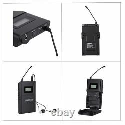 Takstar WPM-200 Wireless Monitor System LCD 1Transmitter+4Receivers For PC Phone