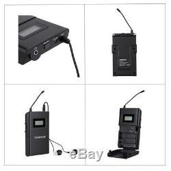 Takstar WPM-200 Wireless UHF Stage Monitor System 1 Transmitter + 10 Receivers