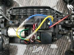 Tamiya Plasma Edge Tt01b and Acoms Radio transmitter receiver