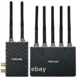 Teradek Bolt 4K LT 750 3G-SDI/HDMI Wireless Transmitter and Receiver, 750' Range