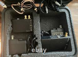Teradek Bolt 500 Wireless RX/TX Transmitter-Receiver HDMI/hdSDI 2-P-taps 2-sdi++