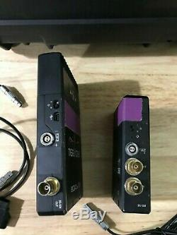 Teradek Bolt Pro 300 3G HD-SDI Wireless Video Transmitter + Receiver Set