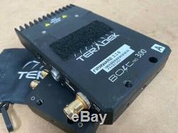 Teradek Bolt Pro 300 3G-SDI Wireless Transmitter-Receiver Set Used with Case