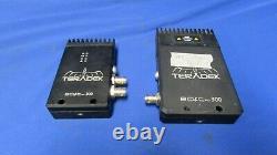 Teradek Bolt Pro 300 Wireless RX/TX Transmitter-Receiver HDMI/3G HD Please Read