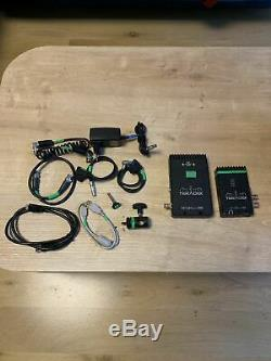 Teradek Bolt Pro 300 Wireless Signal Transmitter / Receiver Set with Case