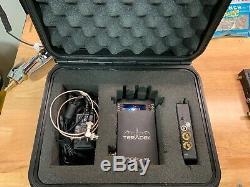Teradek Bolt Pro 600 SDI/HDMI Wireless Video Transmitter and Receiver combo