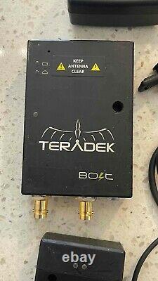 Teradek Bolt Wireless Video Transmitter/Receiver