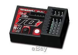 Traxxas Nitro 4-Tec 3.3 TQi 2.4GHz 5-CHANNEL RECEIVER & 2-Ch RADIO TRANSMITTER