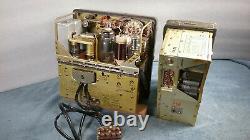 U. S. Military Army Rt 77a / Grc 9 Receiver Transmitter Field Radio