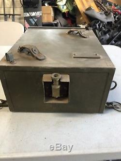 US Army Radio Receiver And Transmitter BC-659 UNTESTED (Lot #2)