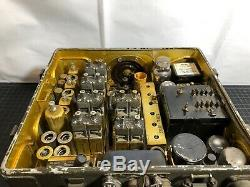US Army Signal Corps BC-1335-A Receiver Transmitter Espey Amazing Condition