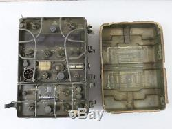 US JEEP FUNKGERÄT RADIO Receiver Transmitter RT-77 / GRC-9