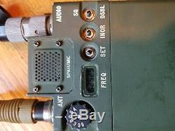 US Military RT-1547 / PRC-126 Receiver Transmitter Radio Working Low Band 6m