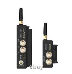 US Swit FLOW 500 500ft 3G/HD-SDI HDMI Video Transmitter Receiver Wireless System