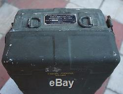 Us Army Rare Wwii Radio Receiver And Transmitter Bc-1306