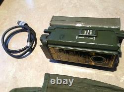 Usaf Radio Transmitter Receiver Rt-159 Urc-4 Special Forces Radio England Made